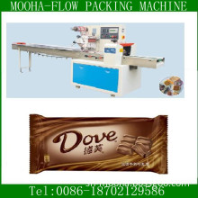 Chocolate Wrapper/Automatic Horizontal Chocolate Flow Wrapping Machine