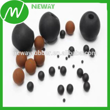 China Factory Manufacture Customize OEM Heat Resistant Rubber Ball