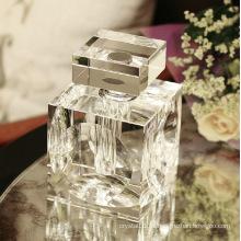 Einfache europäische Stil Kristall-Parfüm-Flaschen (ks28367)