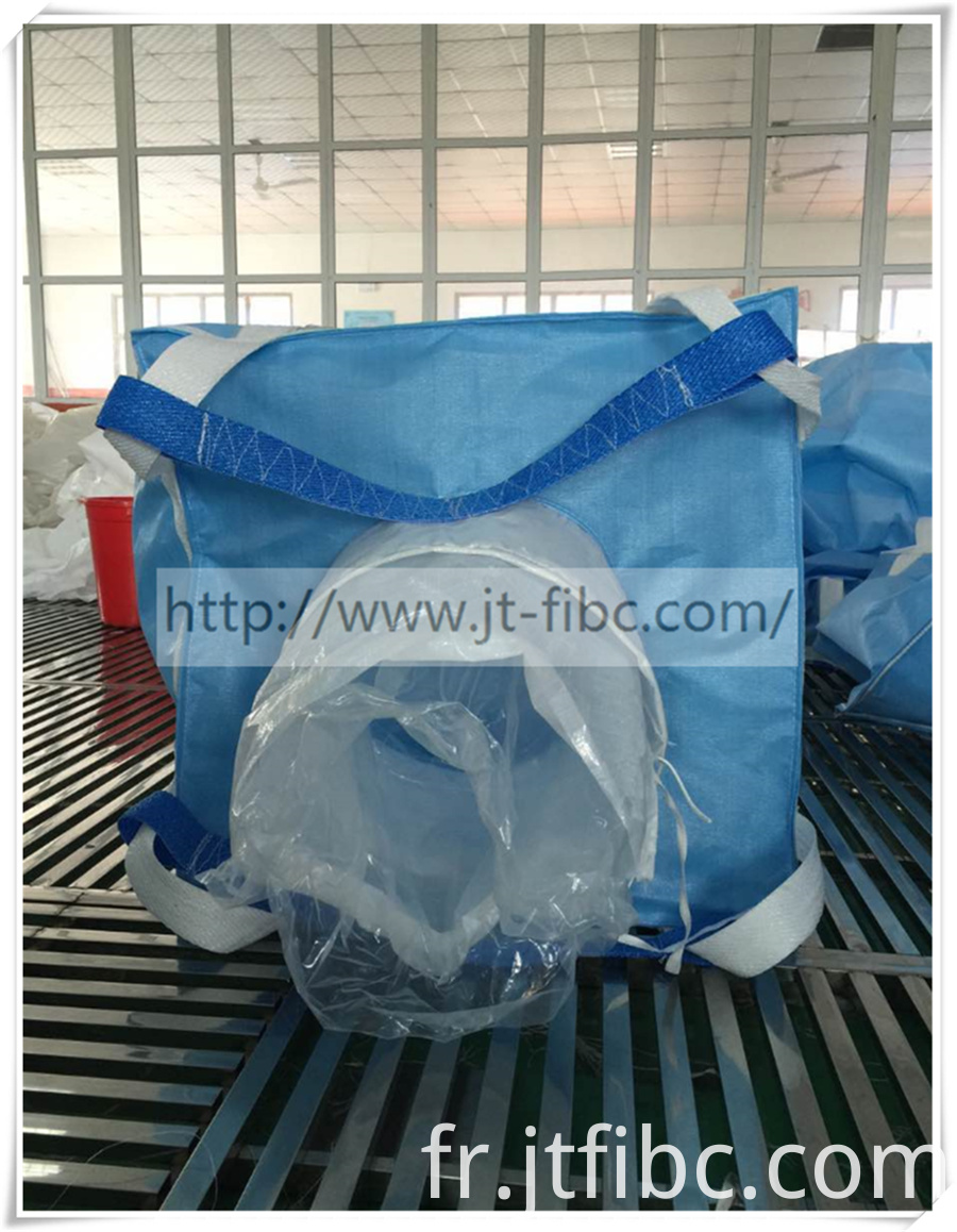 White One Ton Big Bags