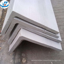 ASTMA370 AISI304 stainless steel angle steel bar with large stock many sizes