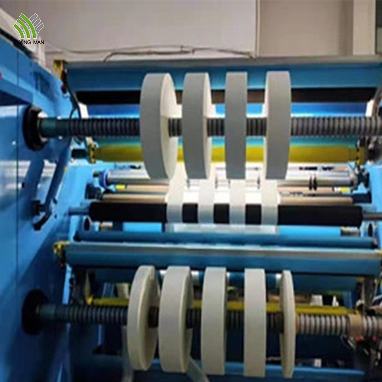 High Speed Precision Slitting Rewinding Machine 2