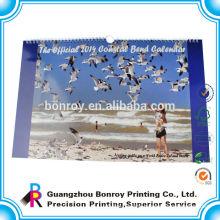 2014 Custom calendar printing , wholesale calendar printing