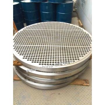 Folha de tubo forjado / forjado