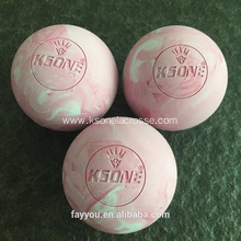 6.3cm Professional Lacrosse Ball