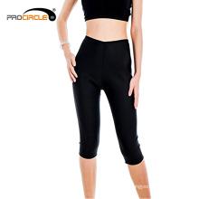 Pantalones de la yoga de la prenda impermeable