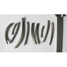 Tiras de espiral de flutua de moinho de extremidade de carboneto