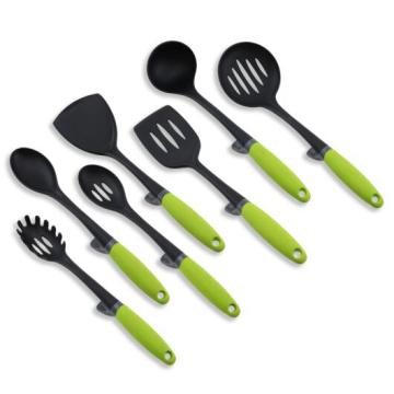 7PCS Non Stick Nylon Köksredskap Set