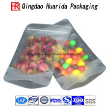 Aluminum Foil Ziplock Soft Candy Snack Plastic Bags Packaging