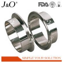 Raccords de tuyaux en tube d'étanchéité en acier inoxydable sanitaire en acier inoxydable