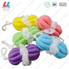 Deep style two sponge ball bathing item