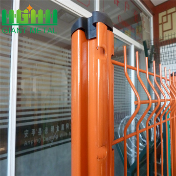 Trade+Assurance+PVC+Coated+V+Pressed+Fence
