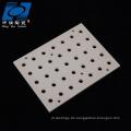 poröse Aluminiumoxid-Brennplatte