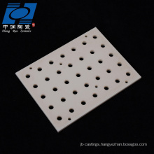 High Quality Custom Ceramic Burning Plate