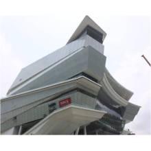 CCRC çerçeve Cam Perde Duvar Mühendisliği