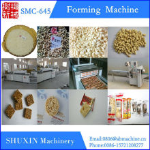 Puffed Fruit bar machine,forming machine,cutting machine