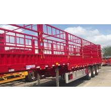 Top quality flatbed semi trailer