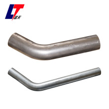 30 degree truck exhaust bend pipe LT45500
