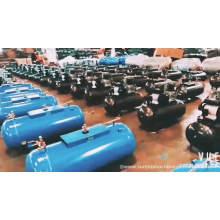200 литровый дизельный двигатель 5.5 HP воздушный компрессор