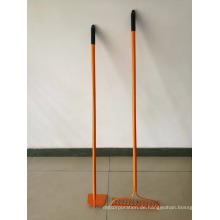 Garden Tools Set-Include 14T Bogen Rechen und geschmiedete Hacke - Women Garden Tools-Räumungsverkauf