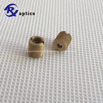 Aspheric Glass 400-700nm AR Coating  collimator lens