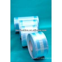pochette en papier stérile / pour hôpital / clinique / laboratoy