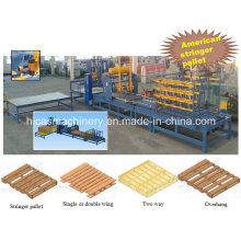 High Quality Wood Pallet Assembly Machine Nail Assembling Machine