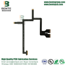 Wholesale Price for Flexible PCB Prototype 2 Layers Flex PCB ENIG Golden Finger BentePCB supply to Indonesia Importers