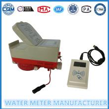 Medidor de agua público Multi-tarjetas Medidor de agua inteligente