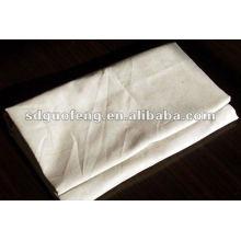 100% сплетенный хлопок серой ткани