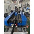 Линия для производства одностенных пластиковых гофрированных труб из полипропилена