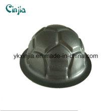 Aço carbono bola antiaderente em forma de bolo pan