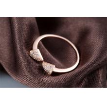 Горячее серебряное кольцо 925 сбывания, кольцо диаманта для людей