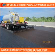 Asphalt-Verteiler / Bitumen-Sprühfahrzeug