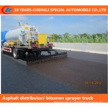 Distribuidor de Asfalto / Caminhão Pulverizador de Betume