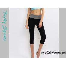 Desgaste Desportivo Feminino Yoga Wear Calças Yoga