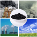 Carbono ativado impregnado columnar baseado carvão de alta qualidade para a purificação do ar da indústria