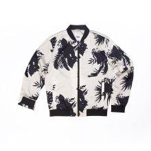 Veste 100% polyester pour hommes, entièrement imprimée
