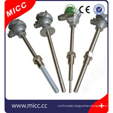 high temperature industrial S/R type thermocouple manufacturers