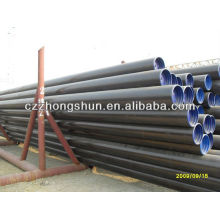 hot rolled seamless steel pipe ASTM A106/ASTM A 53/GrB/Q235/SS400