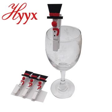 Clip modificado para requisitos particulares al por mayor del clip del pacificador del color de HYYX / clip del resorte