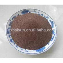 Le sablage de surface métallique par grenat abrasif