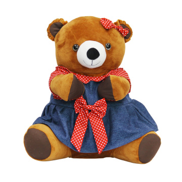 Lovely kneading Massage bear for lumbar massage