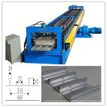 Petit pain froid de plate-forme de plancher de feuille en métal formant la machine