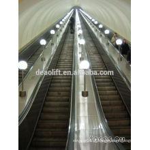 Escada rolante de 35 graus com alta qualidade