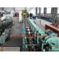 Machine à formater des rouleaux à étagères électriques en Corée