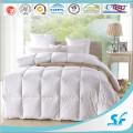 Warme und weiche weiße Entendaunen King Size Steppdecke/Bettdecke/Bettdecke