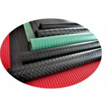 Tapete de borracha (Checker + Diamond Treal + Stud + Wide Ribbed + Fine Rubbed Mat)