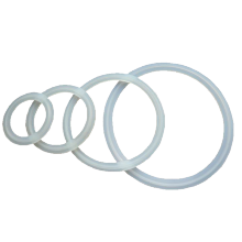 Seal ring for dyeing machine