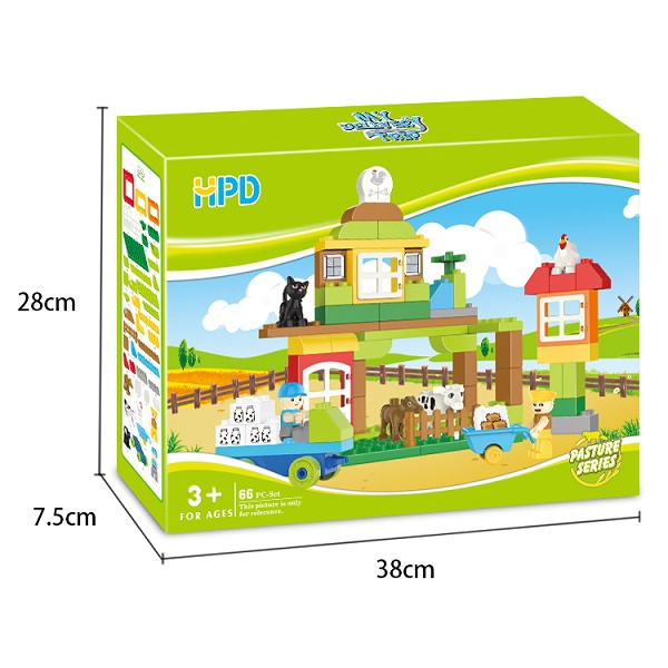Kids Construction Building Blocks
